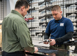 Shoot at Mass Firearms